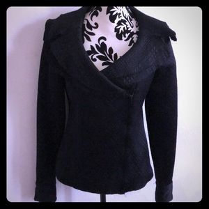 Kate Boggiano black fitted blazer